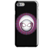 SpiderGwen iPhone Case/Skin