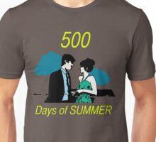 500 days of Summer Unisex T-Shirt