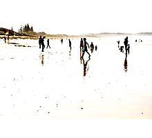 A Beach Moment - Seven Mile Beach Photographic Print