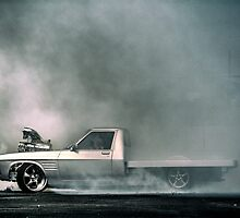TOOTHY Burnout by VORKAIMAGERY