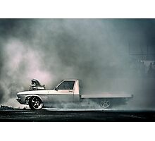 TOOTHY Burnout Photographic Print
