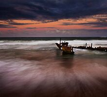 All At Sea by Kathryn Steinhardt