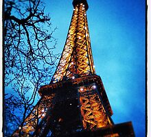 Brightest Eiffel Tower by Catherine C.  Turner