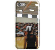 Pep Rally Cheerleader iPhone Case/Skin