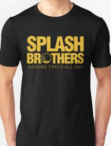 splash brothers raining treys all day T-Shirt