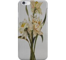Double Narcissi iPhone Case/Skin