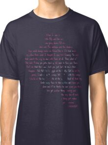 Pinkie Pie Laughter shirt Classic T-Shirt