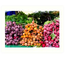 Buy From Your Local Farmers Art Print