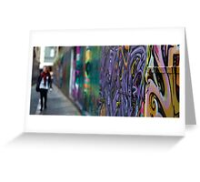 Melbourne Colour Greeting Card