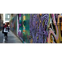 Melbourne Colour Photographic Print
