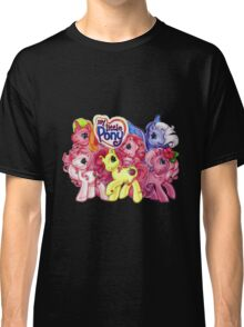 Vintage My Little Pony Classic T-Shirt