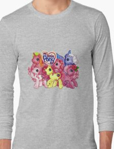 Vintage My Little Pony Long Sleeve T-Shirt