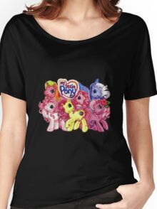 Vintage My Little Pony Women's Relaxed Fit T-Shirt