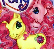 Vintage My Little Pony Sticker