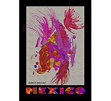 Aztec #2, Mexico Photographic Print