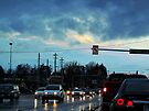 Rainy Day Traffic by Nevermind the Camera Photography