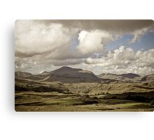 Lake District, UK Canvas Print