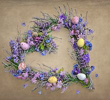 Happy Easter by Jacky Parker