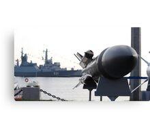 missile Canvas Print
