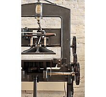 Printing presses Photographic Print