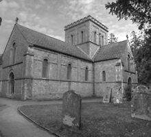 St John's Farnborough by Cliff Samuel-Camps