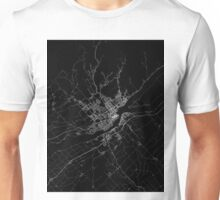 Quebec map Unisex T-Shirt