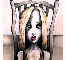 LONELY GIRL by matthew  chapman