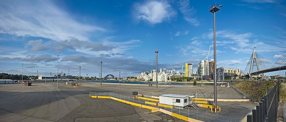 Johnstons Wharf (Hyundai Wharf) by Rene Vogelzang