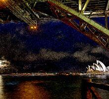 Sydney Opera House by Steve Reddock