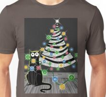 Paper Christmas Tree Unisex T-Shirt