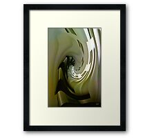 Third Perspective Framed Print