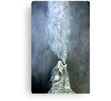 Wolf Whistle Canvas Print