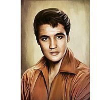 I'll Remember You......ELVIS Photographic Print