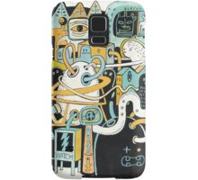 Welcome my son, welcome to the machine Samsung Galaxy Case/Skin
