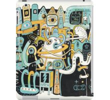 Welcome my son, welcome to the machine iPad Case/Skin