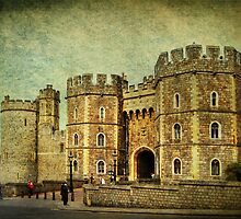 Windsor Castle by Yhun Suarez