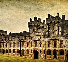 Windsor Castle Upper Ward by Yhun Suarez