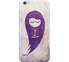 yoga iPhone Case/Skin