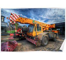 Big Crane 1.0 Poster