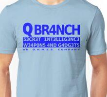 Q Branch Unisex T-Shirt