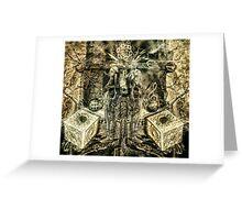 Godisnowhere666 - Graphic  Greeting Card