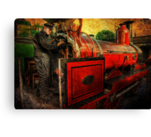 Furness Railway Number 20 v2.0 Canvas Print