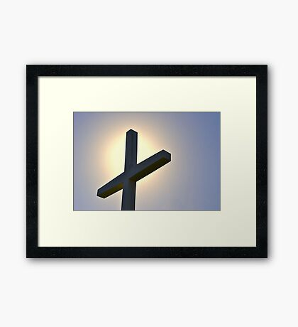 Faith Framed Print