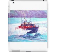 To The Rescue iPad Case/Skin