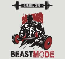 Welcome to the Barbell Club by cemolamli