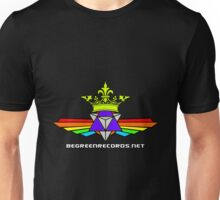 Winged Rainbow Tetra Star Is King - BGRTAG Unisex T-Shirt