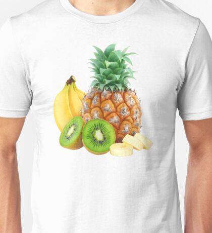 Tropical fruits Unisex T-Shirt
