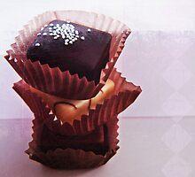 Melt Me Slowly Down Like Chocolate by Denise Abé