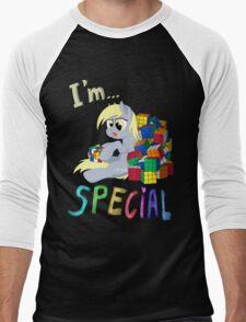 I'm... Derpy Hooves Men's Baseball ¾ T-Shirt