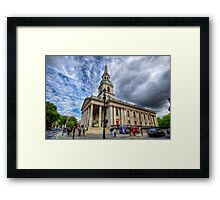 St Paul Church Framed Print